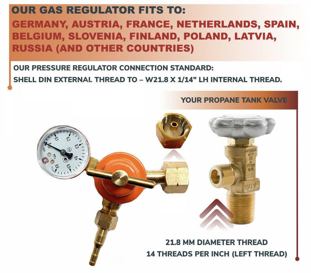 Gas Regulator Standart